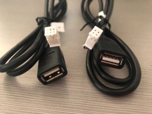 câble USB autoradio